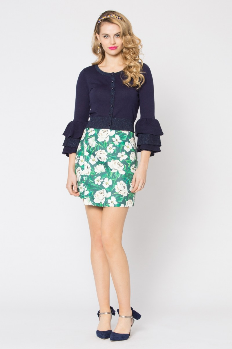 Garden In Your Eyes Skirt