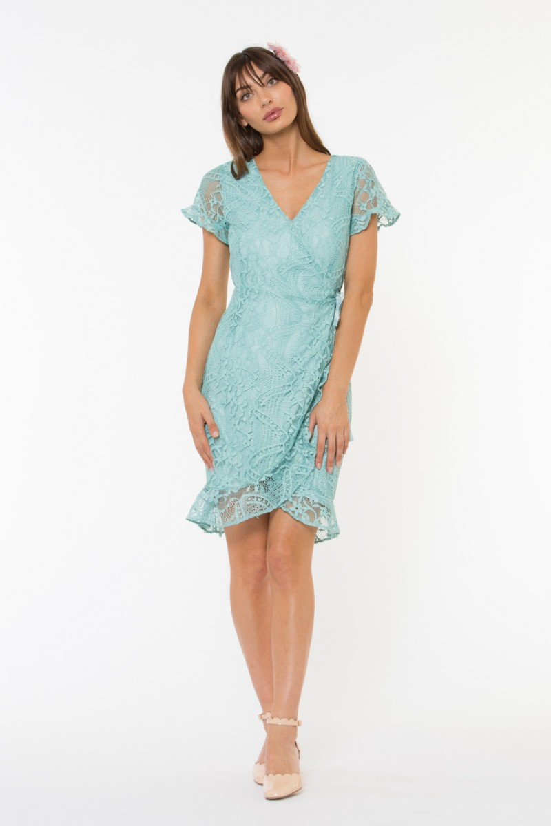 Forget Me Not Lace Dress