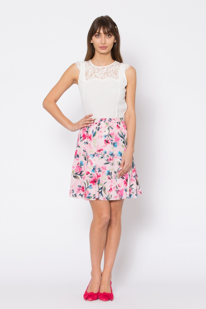 Peachy Keen Skirt