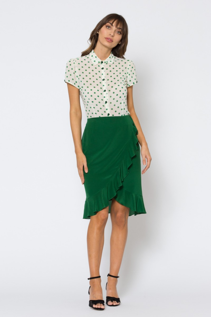Always Greener Skirt