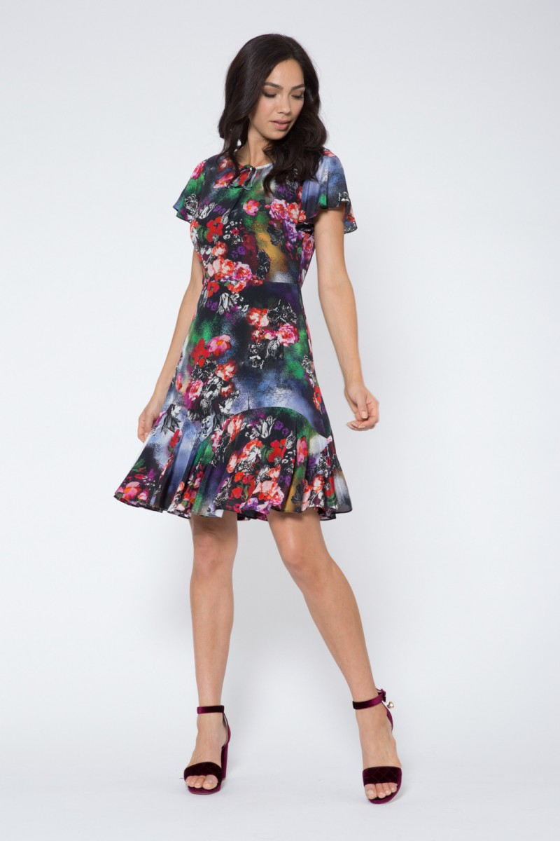Flowers Of Romance Dress