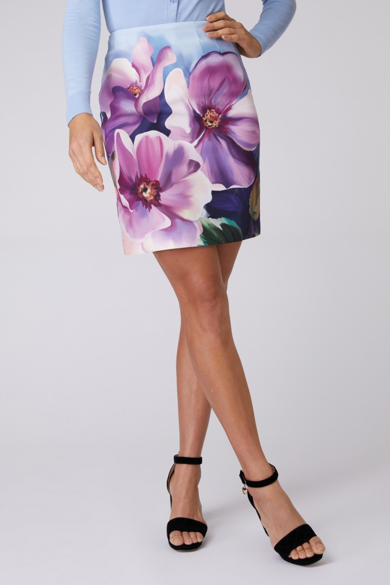 Blooming Bouquet Skirt