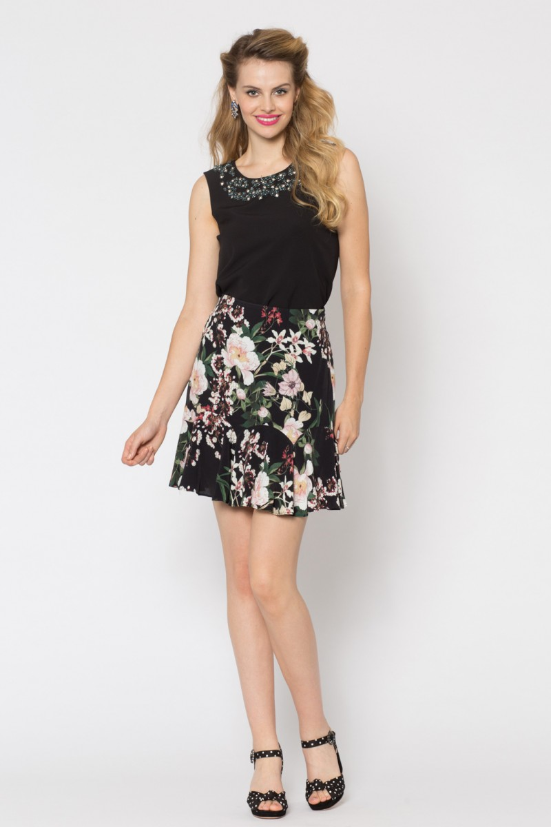 Just By Chance Skirt