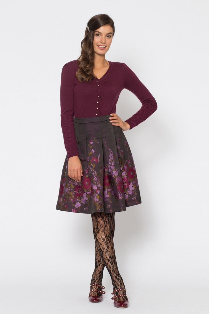 It Just Blooms Skirt