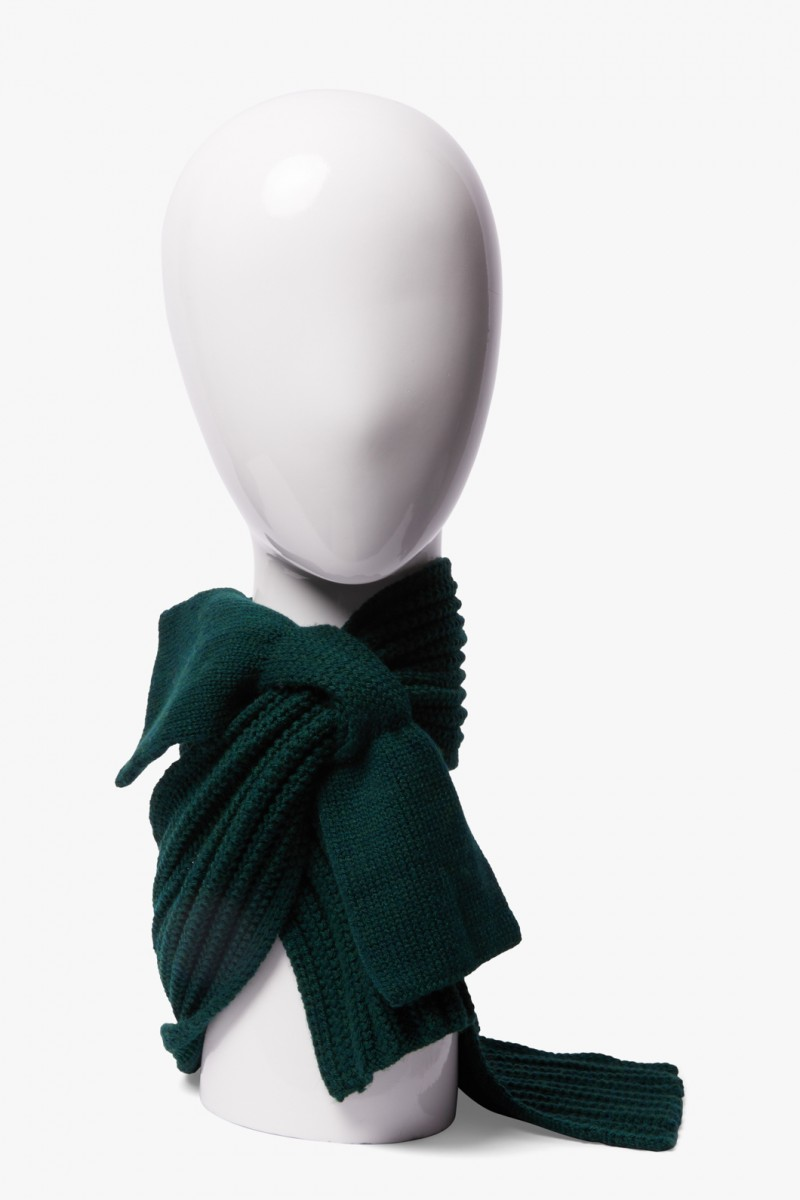 Final Calling Knit Scarf