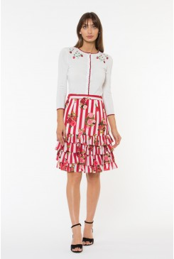 Strawberry Sundae Skirt