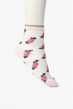 Hopeless Romantic Socks