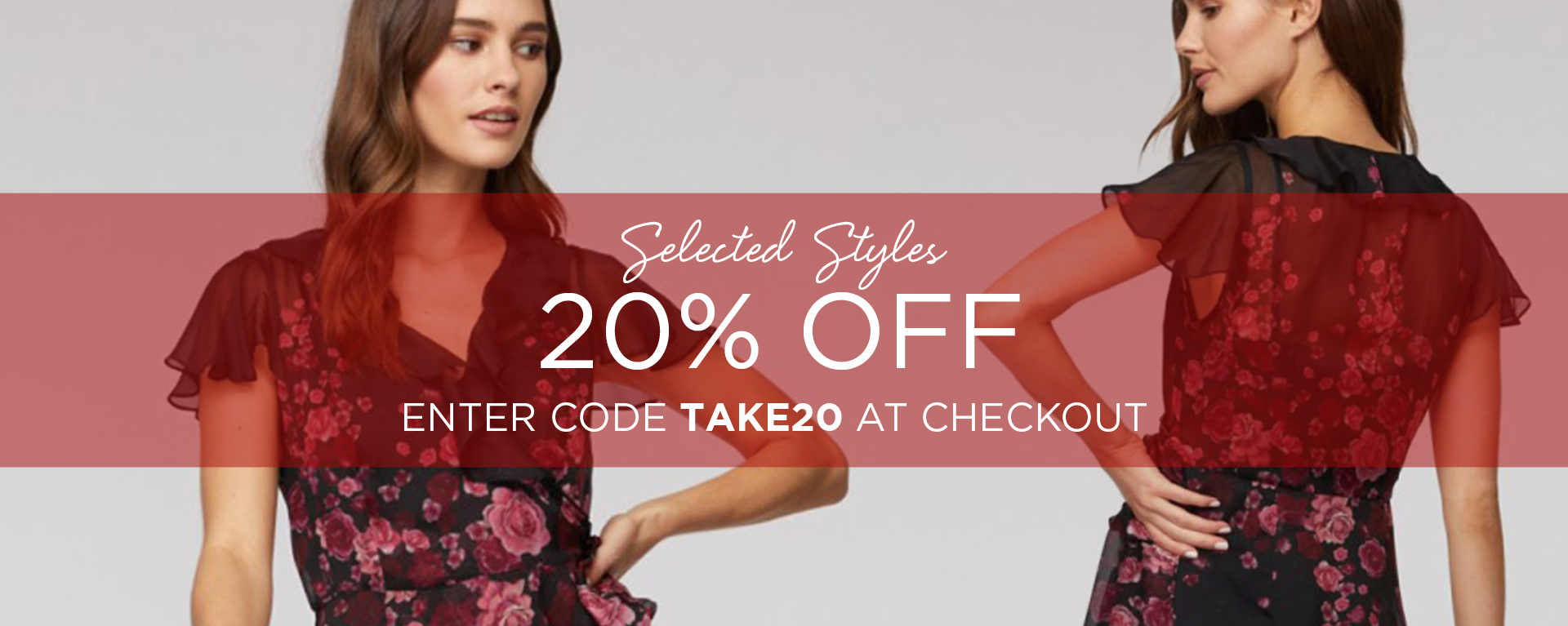 FURTHER 20% OFF