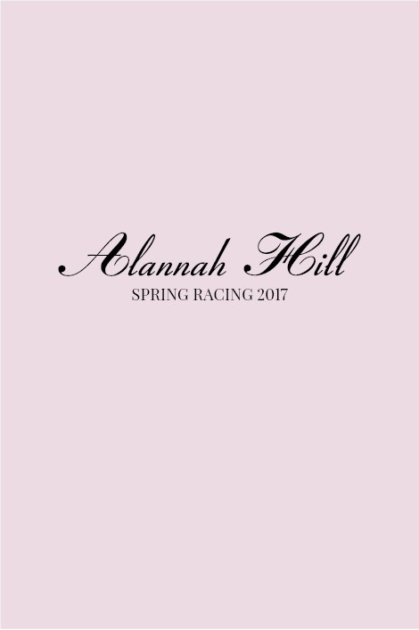 Spring Racing 17 Lookbook